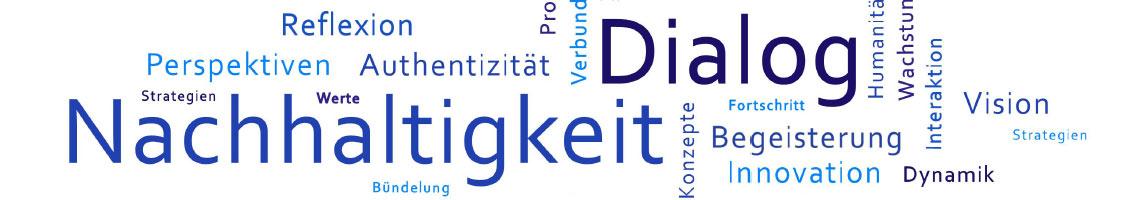 Nachhaltigkeit Wordcloud